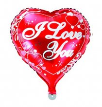 Balloon heart I love you3