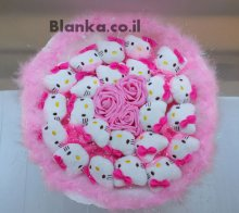 Hello Kitty bouquet soft toys