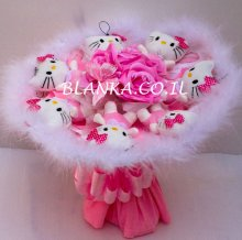 Bouquet of soft toys 3